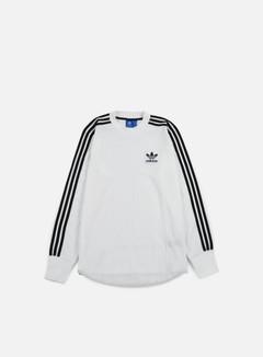 Adidas Originals - Brand Waffle LS T-shirt, White 1