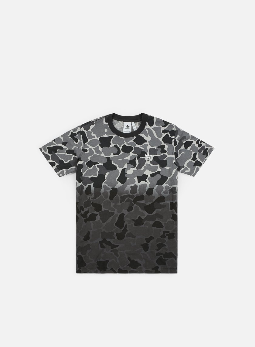 Adidas Originals Camo Dipped T-shirt