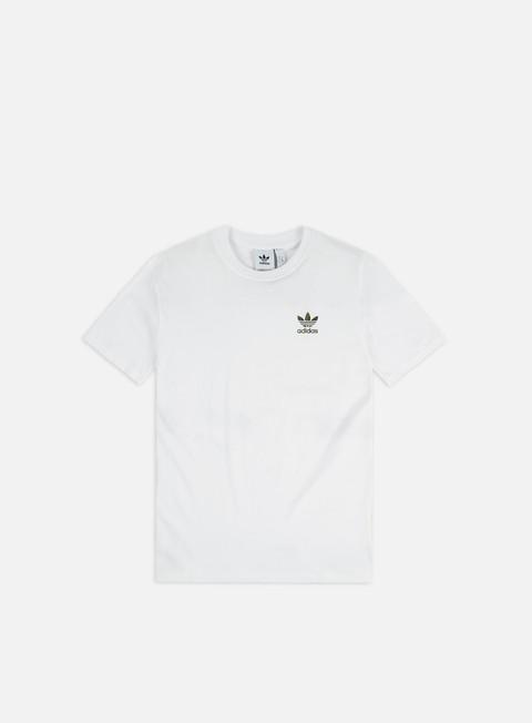 Short Sleeve T-shirts Adidas Originals Camo Essential T-shirt