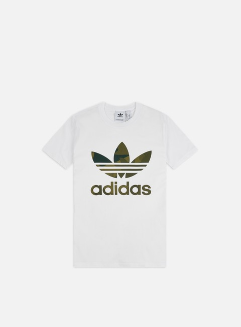 Short Sleeve T-shirts Adidas Originals Camo Infill T-shirt
