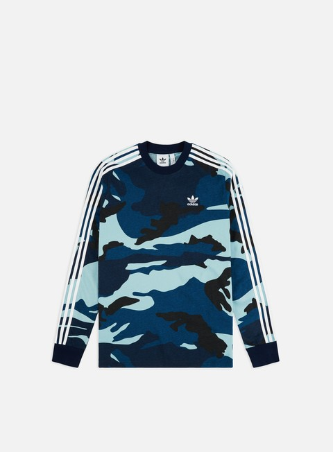 Adidas Originals Camo LS T-shirt