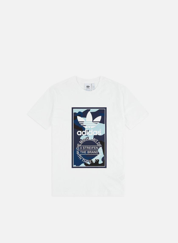 Adidas Originals Camo Tongue Label T-shirt