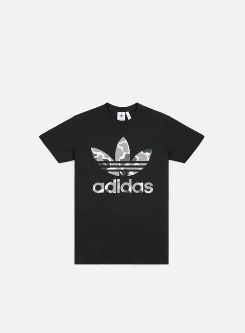 Sale Outlet Short Sleeve T-shirts Adidas Originals Camo Tref T-shirt