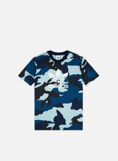 Adidas Originals Camo Trefoil T-shirt