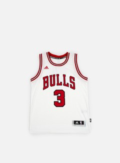 Adidas Originals - Chicago Bulls Swingman Jersey II Dwyane Wade, Team Colors 1