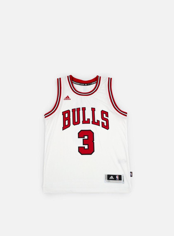 uk availability 18608 f481e Chicago Bulls Swingman Jersey II Dwyane Wade