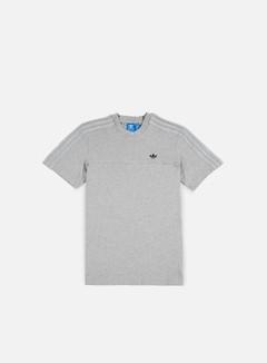 Adidas Originals - Classic Trefoil T-shirt, Medium Grey Heather 1