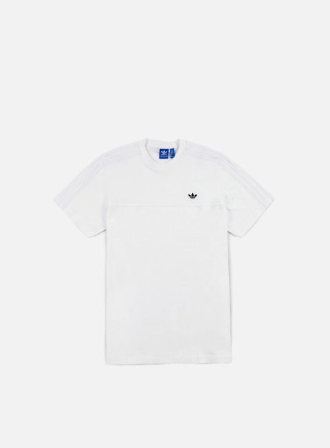 t shirt adidas originals classic trefoil t shirt white
