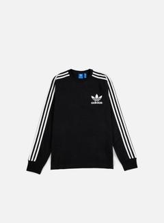 Adidas Originals - CLFN LS T-shirt, Black