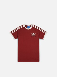 Adidas Originals - CLFN T-shirt, Mystery Red