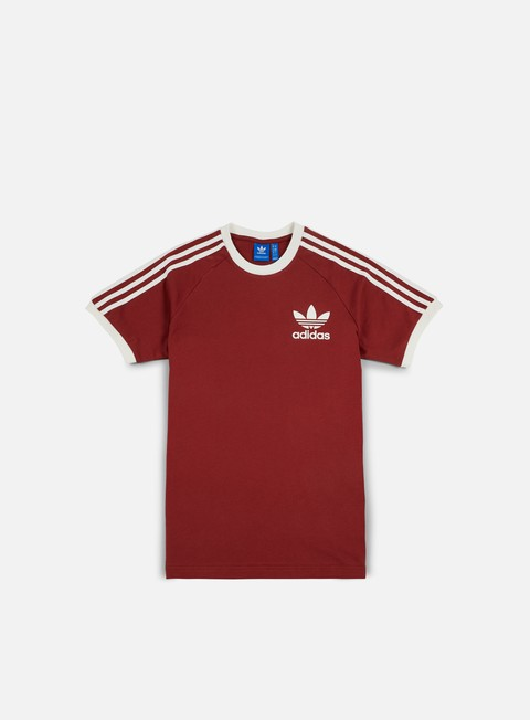 t shirt adidas originals clfn t shirt mystery red