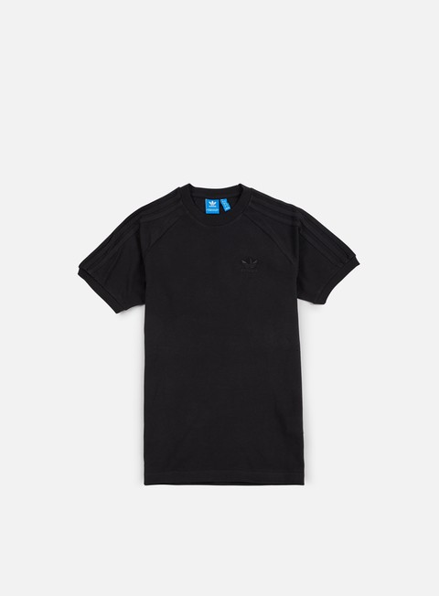 Outlet e Saldi T-shirt Basic Adidas Originals CLFN Triple T-shirt