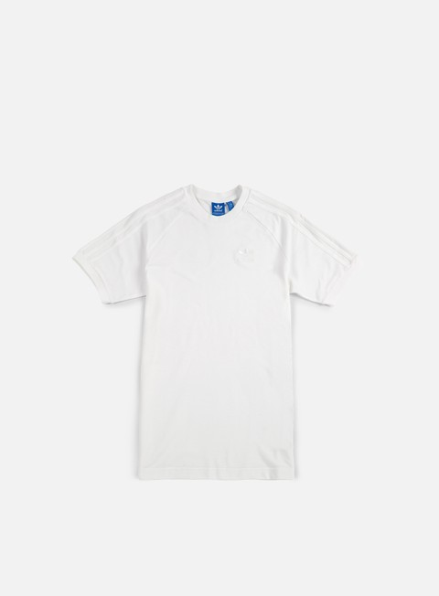 t shirt adidas originals clfn triple t shirt white