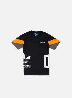 Adidas Originals - Color Block T-shirt, Black