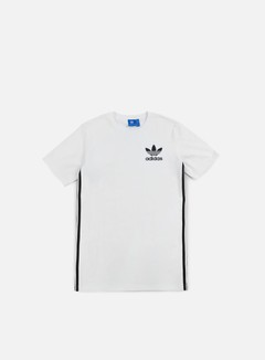 Adidas Originals - Elongated T-shirt, White
