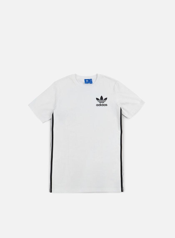 Adidas Originals - Elongated T-shirt, White