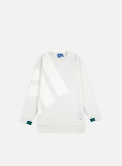Adidas Originals - EQT ADV LS T-shirt, White 1