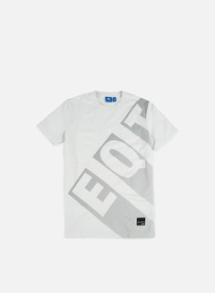Adidas Originals - EQT Engineered Mesh T-shirt, Vintage White