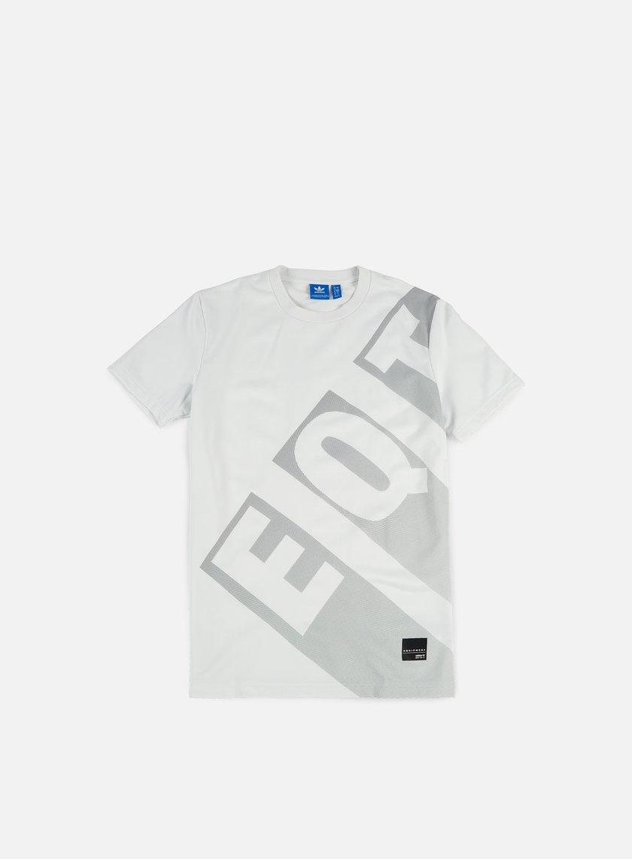 Adidas Originals - EQT Engineered Mesh T-shirt, Vintage White
