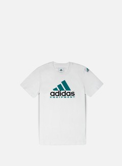 Adidas Originals - Equipment T-shirt, White 1