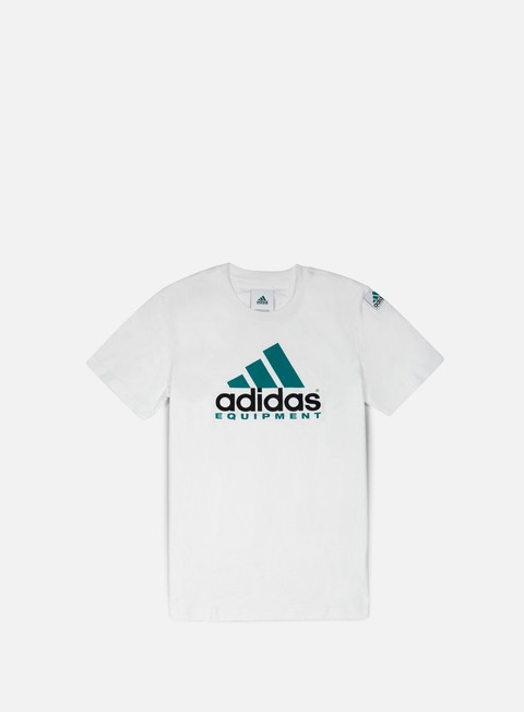t shirt adidas originals equipment t shirt white