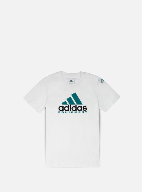 t shirt adidas originals equipment t shirt white