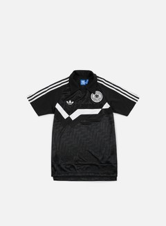 Adidas Originals - Germany Away Jersey, Black 1