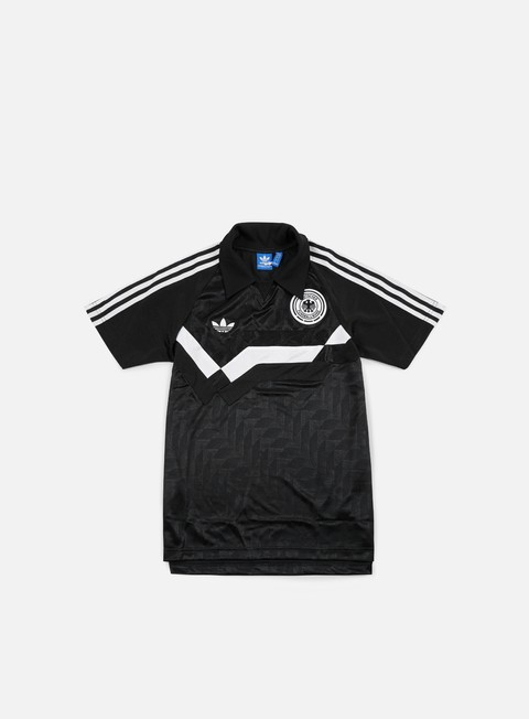 t shirt adidas originals germany away jersey black
