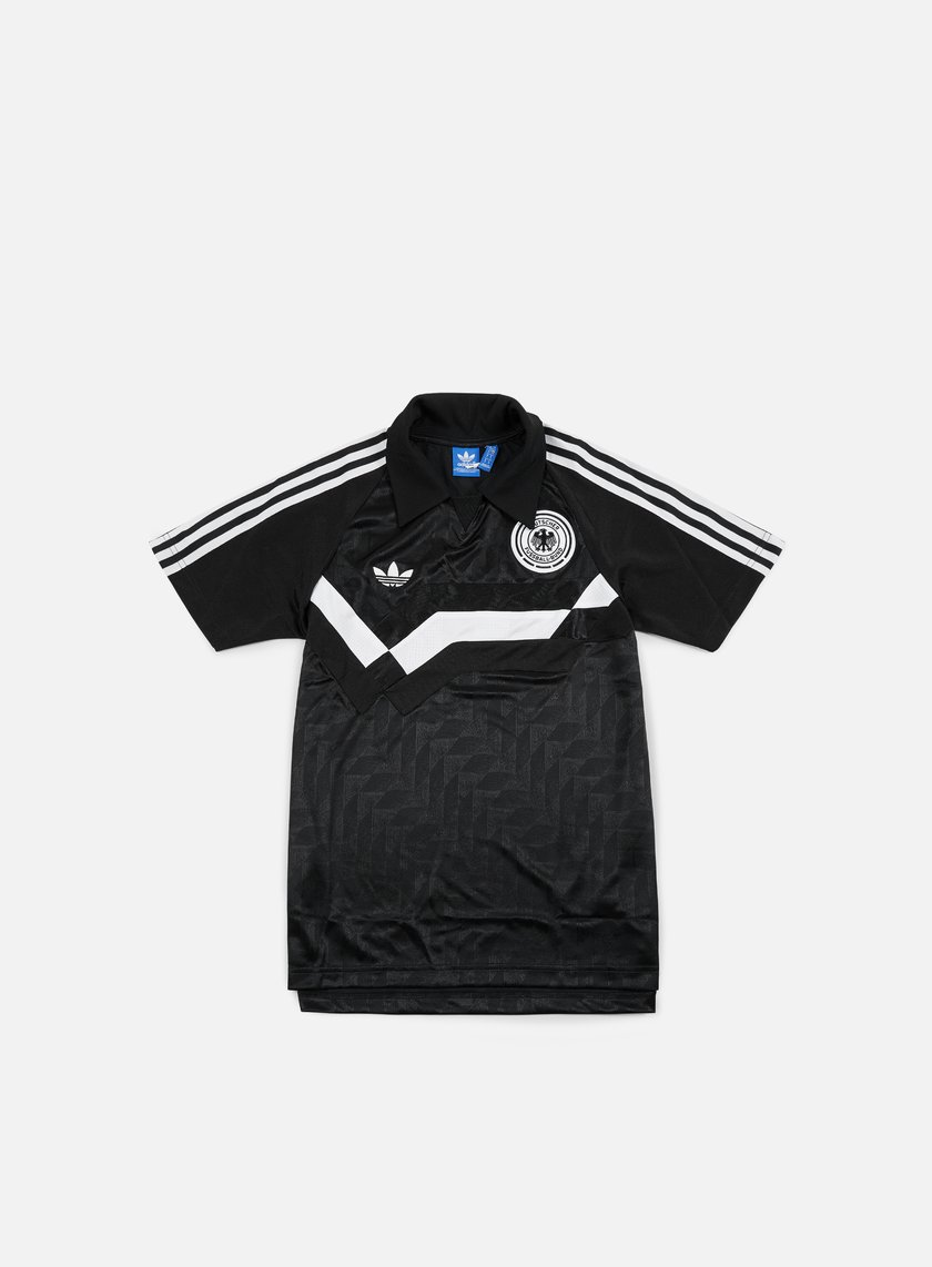 Adidas Originals - Germany Away Jersey, Black