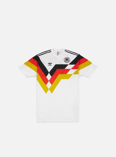 t shirt adidas originals germany jsy t shirt white