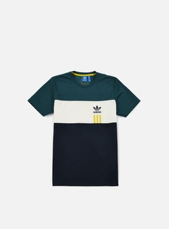 Adidas Originals - ID96 T-shirt, Utility Green 1