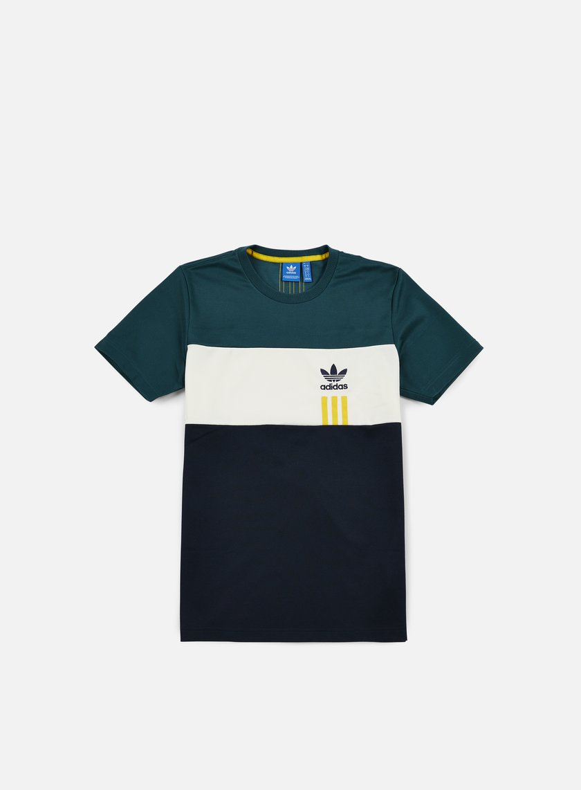 Adidas Originals - ID96 T-shirt, Utility Green