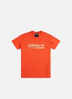 Adidas Originals - Kaval T-shirt, Semi Solar Red