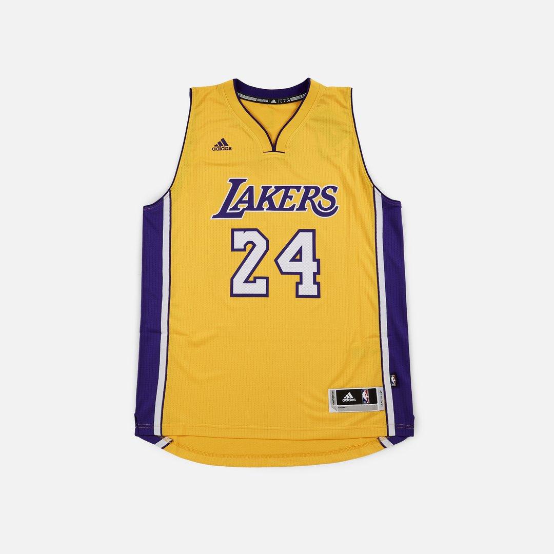 Adidas Originals LA Lakers Swingman Jersey Kobe Bryant Men