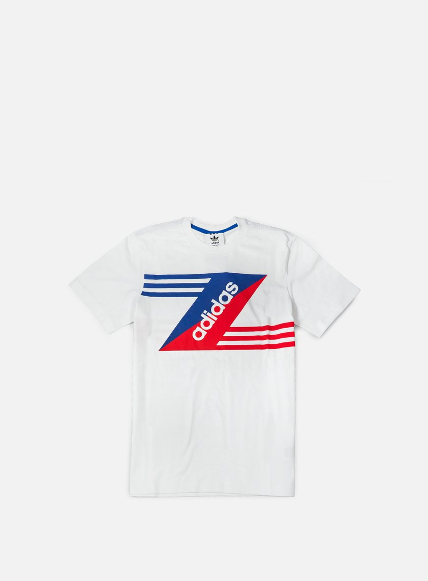 Adidas Originals - Linear Logo T-shirt, White