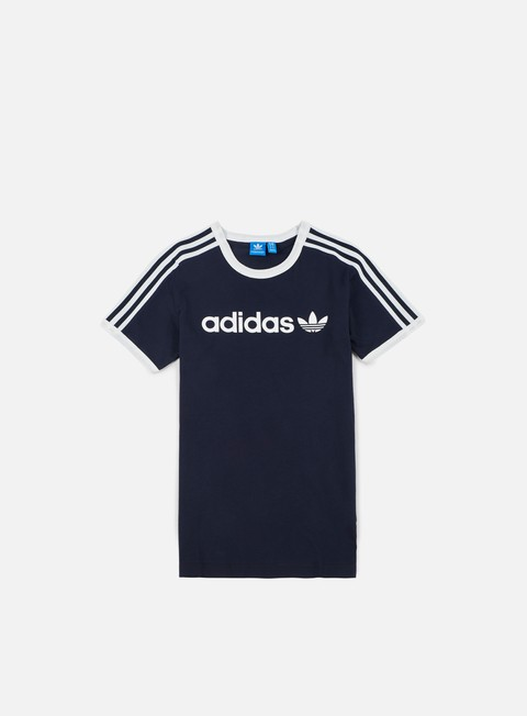 t shirt adidas originals linear t shirt legend ink