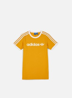 Adidas Originals - Linear T-shirt, Tactile Yellow
