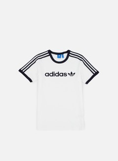 Adidas Originals - Linear T-shirt, White 1