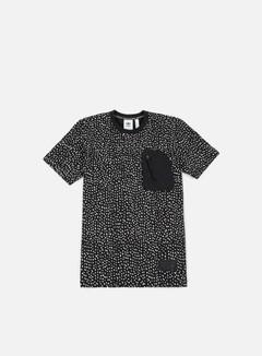 Adidas Originals - NMD All Over Print T-shirt, Black/White 1