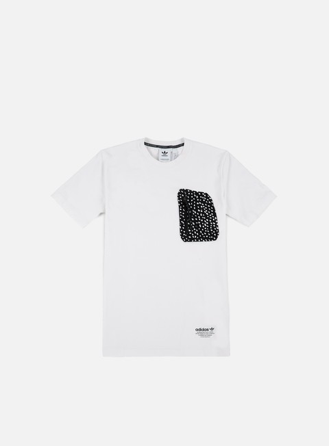 Short Sleeve T-shirts Adidas Originals NMD Pocket T-shirt