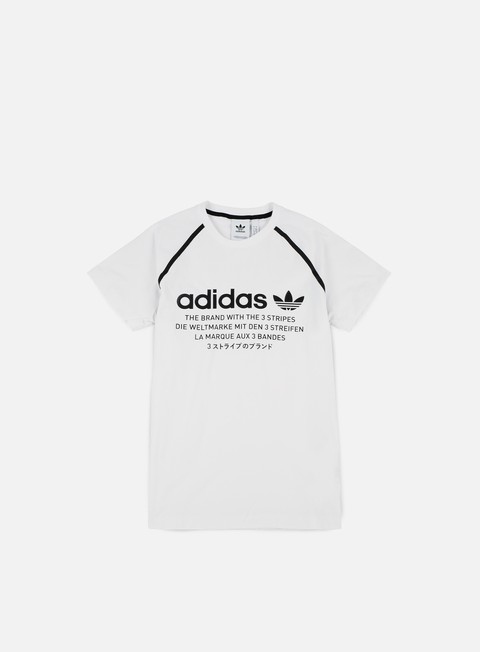 Short Sleeve T-shirts Adidas Originals NMD T-shirt
