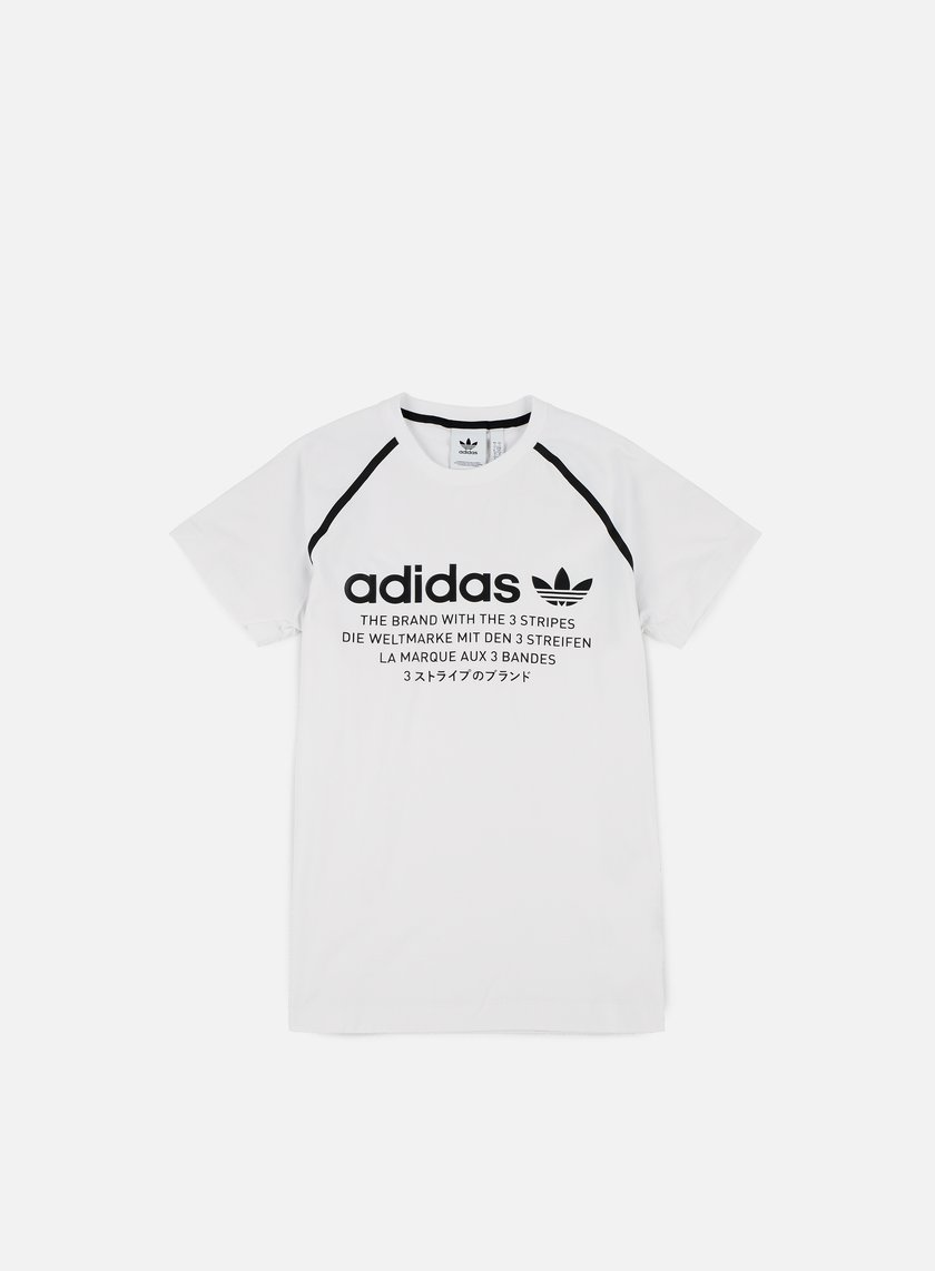 Adidas Originals - NMD T-shirt, White