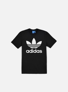 Adidas Originals - Original Trefoil T-shirt, Black