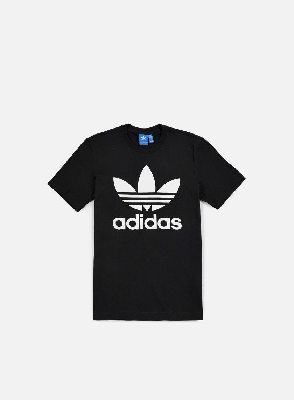 Adidas Originals - Original Trefoil T-shirt, Black