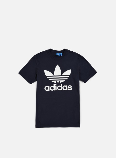 t shirt adidas originals original trefoil t shirt legend ink
