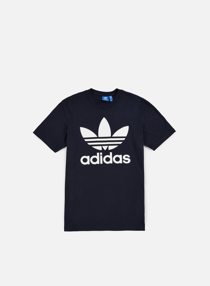 adidas originals t shirt trefoil