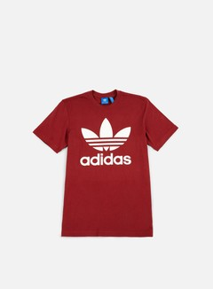 Adidas Originals - Original Trefoil T-shirt, Mystery Red