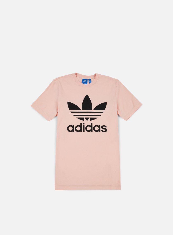 Adidas Originals - Original Trefoil T-shirt, Vapour Pink/Black