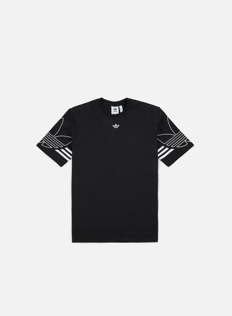 T-shirt a Manica Corta Adidas Originals Outline 2  T-shirt
