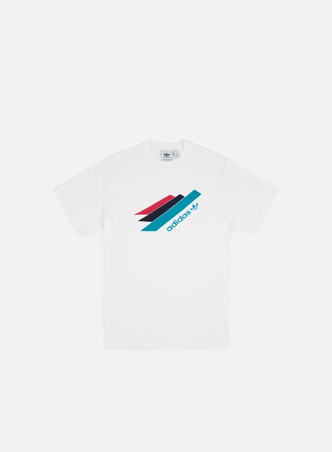t shirt adidas originals palemston t shirt white white
